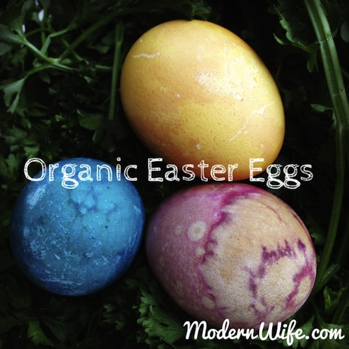 Easter Eggs dyed with beets, red cabbage and turmeric