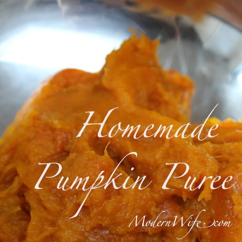Roasting is my favorite way of making pumpkin puree. Not only is it ...